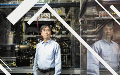 Nature's 10: Pan Jianwei, Father of Quantum