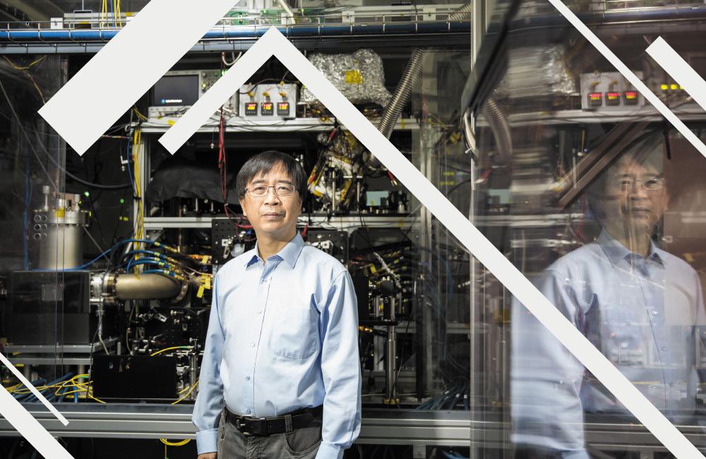Nature's 10: Pan Jianwei, Father of Quantum